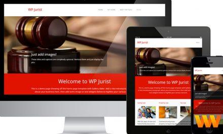 5 temas grátis em WordPress para advogados e escritórios de advocacia