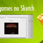 Crie games no Sketch App