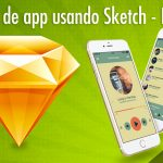 Design de aplicativo usando Sketch – Parte 1